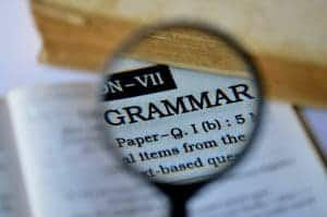Chinese to English grammar challenges