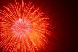 When is Chinese New Year Eve Fireworks