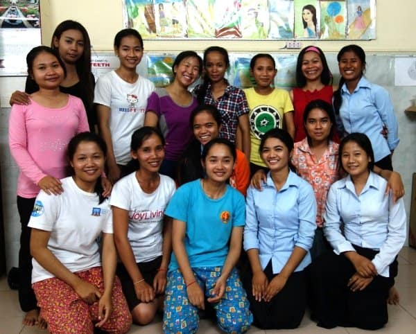 ESL Teacher ALO7 Cambodia