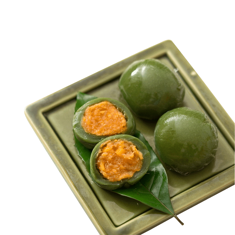 qingming festival green dumplings