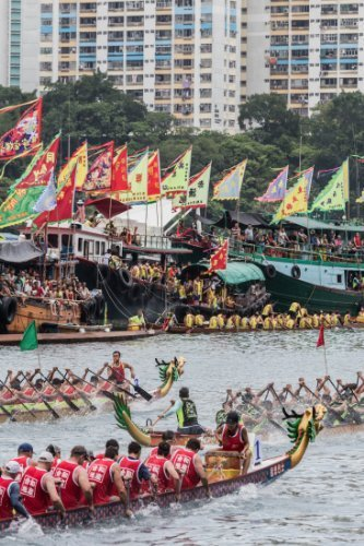 Dragon Boat Festival Racing