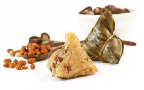 Dragon Boat Festival Zongzi- sticky rice dumplings