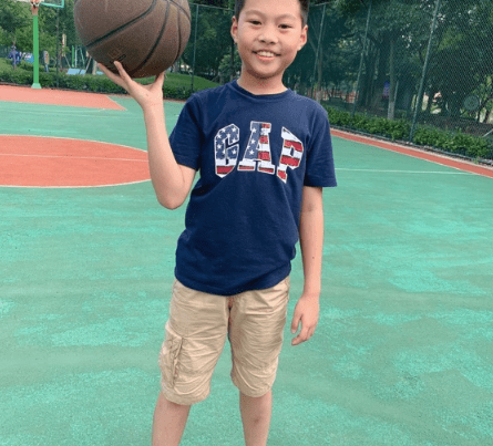 Kindness 10 year old