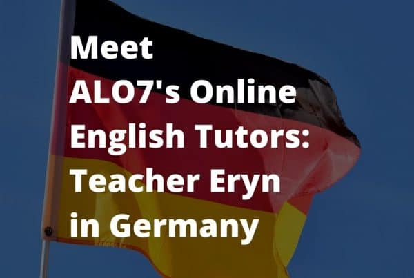 Meet Alo7's Online English Tutors Teacher Eryn In Germany
