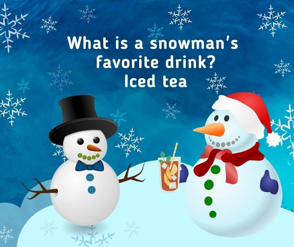 Snowman Riddle For Beginner Students